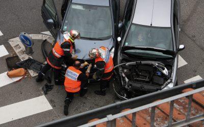 Como rellenar un parte de accidentes de auto